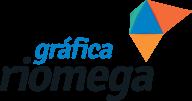 Logo Gráfica Riomega